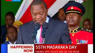 The groups of Kenyans put on RED ALERT by President Kenyatta | #MadarakaDay2018