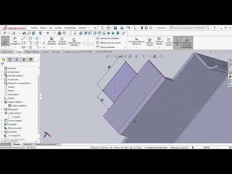 9  SolidWorks - Diseño de Chapas Metálicas