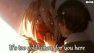 ♪ Nightcore → Sweater Weather [Female Version] 【Lyrics】