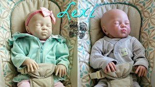 Creation Of A Reborn Baby From Start To Finish