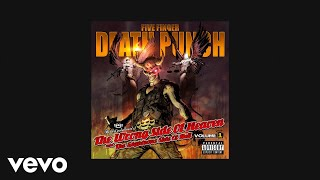 Five Finger Death Punch - Dot Your Eyes (Official Audio)