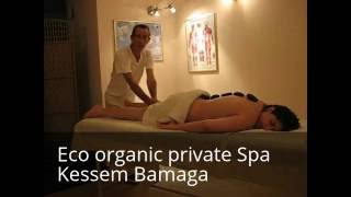 preview picture of video 'Spa Kessem Bamaga Eco Organic Private Spa'