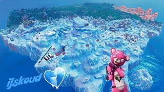 Nielson   IJskoud (unofficial Video)   Fortnite Music Video (with Lyrics)