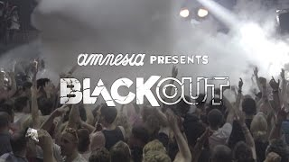 Teaser BlackOut at Amnesia Ibiza 2017
