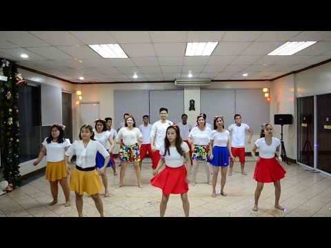 Itik itik Folk Dance With a Twist - with Free Music Download on Modern Remix