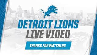 Detroit Lions General Manager Bob Quinn holds a press conference before the 2019 NFL Draft
