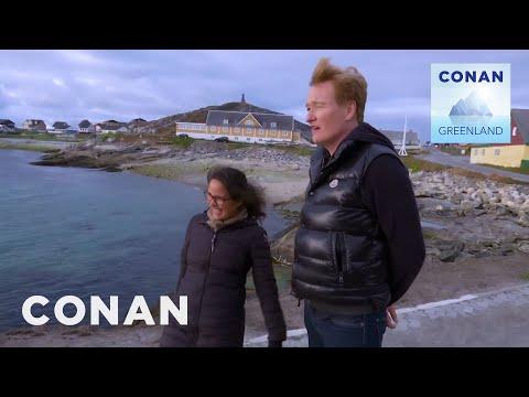 Conan v Grónsku #2: Mořští tvorové