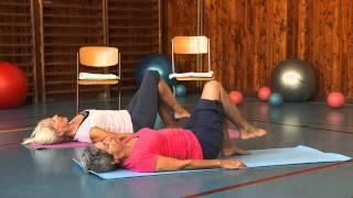 Kyčelní kloub - Cvičením proti bolesti - 5. díl