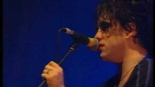 the cure sinking live