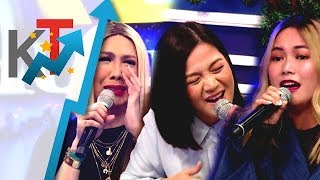 Hurados, inaliw ang Madlang People sa kanilang sariling version ng Gummy Bearxx