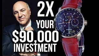 $90,000 Audemars Piguet 11.59 DOUBLE Your Investment Value | Kevin OLeary
