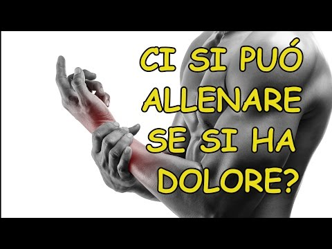 Carica in osteocondrosi del collo e del torace