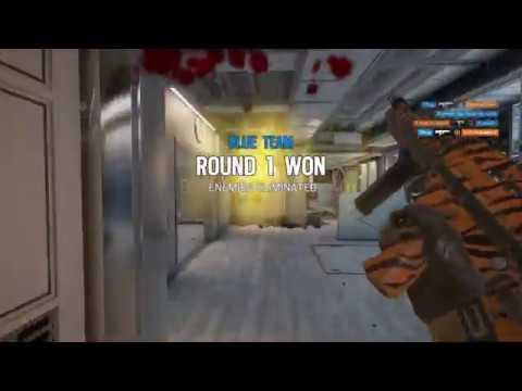 Making Plays in Champion Ranked - Rainbow Six Siege