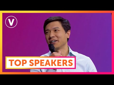 Robin Li, Founder, Chairman and CEO of Baidu | Interview | VivaTech
