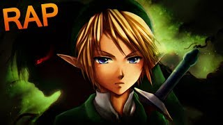 Rap Do Dark Link O Lado Sombrio Do Herói - The Legend Of Zelda | Raplay