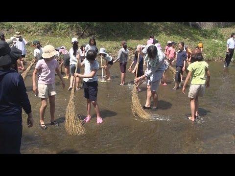 都内の小学校が常陸太田に体験型教育旅行