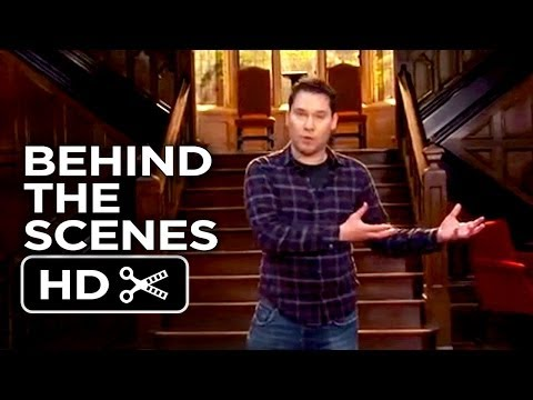 X-Men: Days of Future Past (Behind the Scene 'Set Tour Mansion')