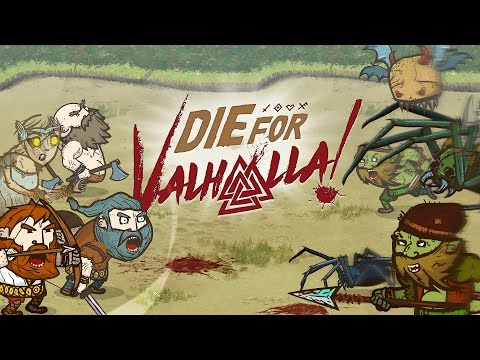 Die for Valhalla! Silent-lite teaser of a rogue-lite beat'em up thumbnail