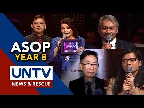 [UNTV]  Karanasan ng ilang hurado sa ASOP Music Festival, ibinahagi