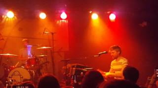 Jukebox the Ghost Hold it In Supreme @ Paradise Rock, Boston