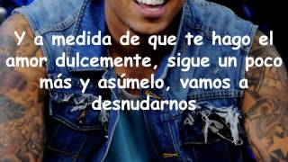 Chris Brown - Sweet Love (Traducida al español)