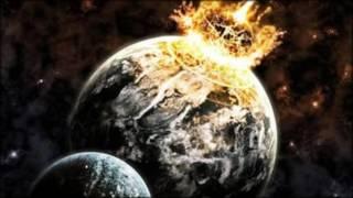 Луна осколок Земли состоящей из двух планет