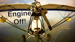10,000 feet in an Ultralight!