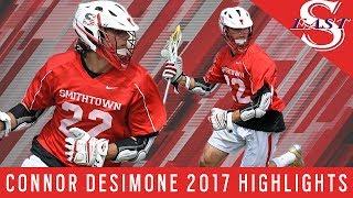Connor DeSimone 2017 Senior Highlights