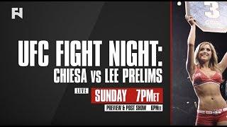 UFC Fight Night Oklahoma City Prelims LIVE Sun. June 25 at 7 p.m. ET on FN Canada