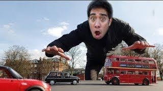 Top 100 awesome Magic Tricks Zach King that you can do - Amazing Zach King tricks