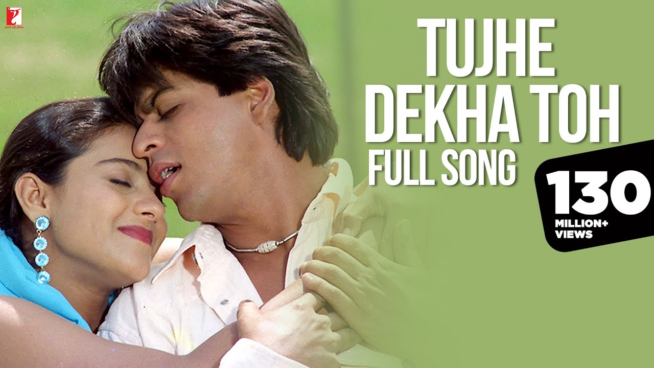 Tujhe Dekha To Ye Jana Sanam| Kumar Sanu & Lata Mangeshkar Lyrics