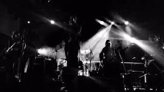 "Mark Lanegan performs ""Methamphetamine Blues"". Newcastle 30th November 2017."