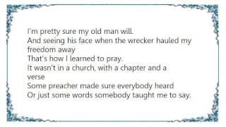 Charlie Worsham - How I Learned to Pray Lyrics