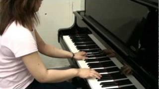 カワイピアノK70で「もののけ姫(アシタカとサン)」を弾く!