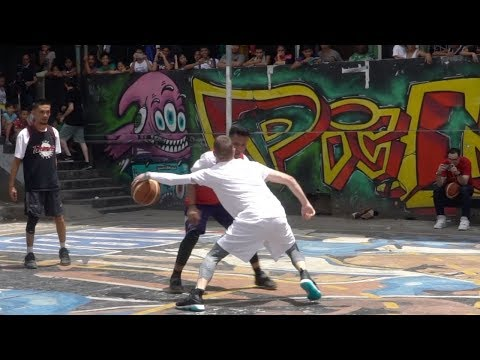Professor 3v3 vs Lebron James Philippines Project Court.. Says Who's Handles Are Best In NBA