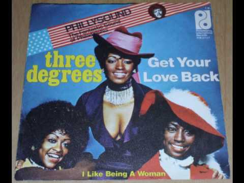 Three Degrees - Get your love back