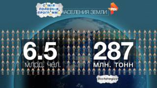 Сколько на Земле жирных?