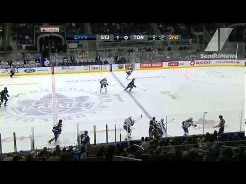 Highlights: Marlies 3 IceCaps 2 (Dec. 15, 2013)