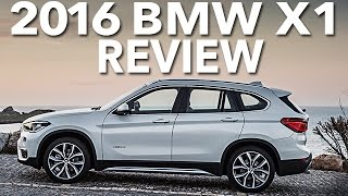 Crossover 2016 BMW X1 Review And Full Road.