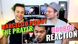 Ovela's Brother REACTS to - Marcelito Pomoy - The Prayer (Celine Dion/Andrea Bocelli)