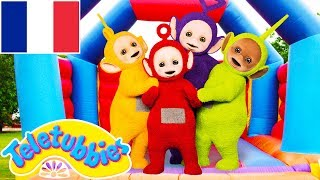 Teletubbies Toys Surprise Easter Eggs Playset Funny Videos