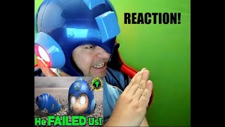 Game Theory: How Mega Man DOOMED Humanity! reaction