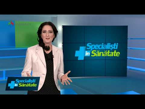 Specialisti in Sanatate - 05 Ianuarie 2019