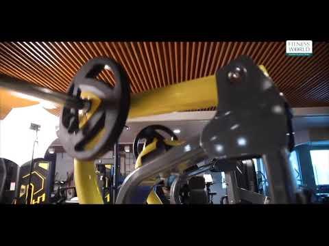 Fitness World K- LOAD-001 Chest Press Machines
