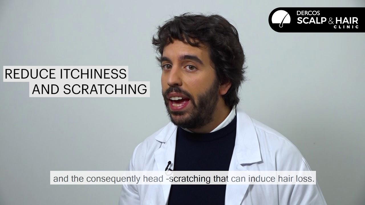 ¿Cómo prevenir la caída del cabello asociada a la caspa?