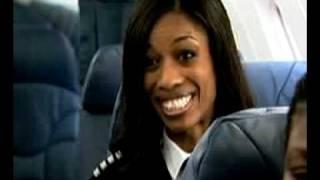 1st All African American Female Flight Crew