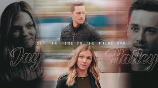 Jay & Hailey - Set the fire to the third bar