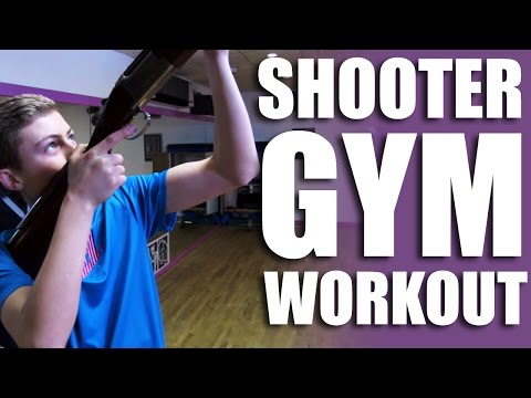 How to limber up before shooting