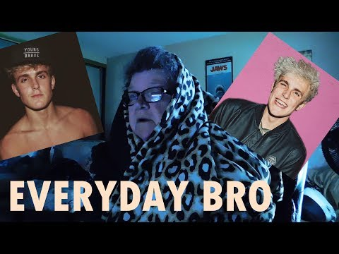 Grandma REACTS to Jake Paul - It's Everyday Bro (Song) feat. Team 10