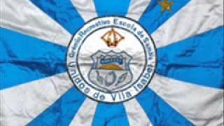 Vila Isabel 2012 3/13- Você semba lá... Que eu sambo cá! O canto livre de Angola